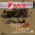 From the Vault: Sticky Fingers Live 2015 (DVD + CD) - The Rolling Stones