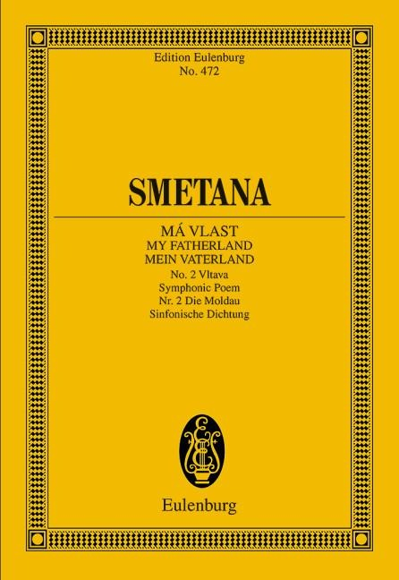 Die Moldau - Bedrich Smetana