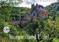Burgenland Eifel (Wandkalender 2018 DIN A4 quer) - Arno Klatt