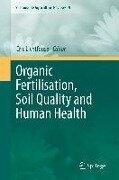 Organic Fertilisation, Soil Quality and Human Health -
