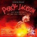 Percy Jackson - Auf Monsterjagd mit den Geschwistern Kane. 3 CDs - Rick Riordan