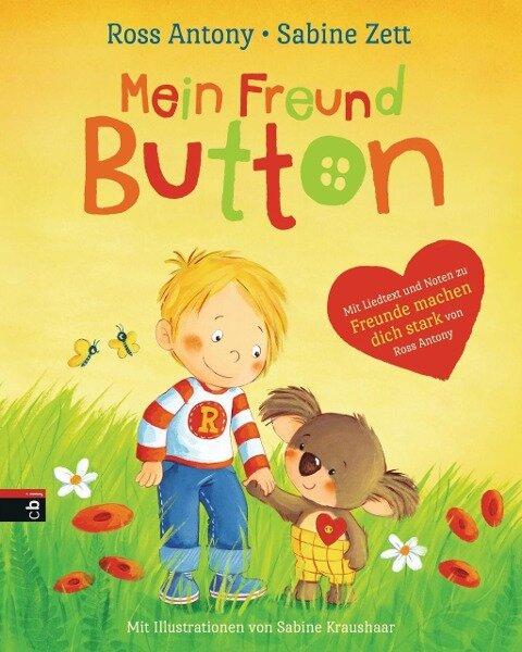 Mein Freund Button - Ross Antony, Sabine Zett