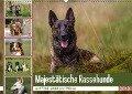Mäjestätische Rassehunde auf Feld, Wald und Wiese (Wandkalender 2019 DIN A2 quer) - Fotodesign Verena Scholze