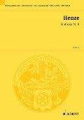 Sinfonia N. 9 - Hans Werner Henze