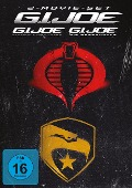 G. I. Joe - I + II Movieset -