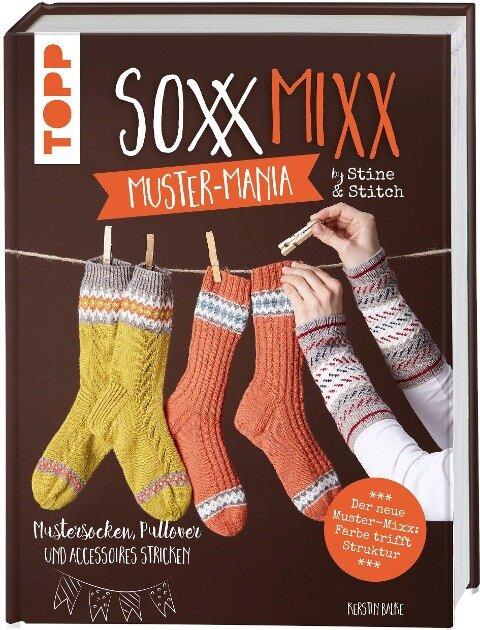 SoxxMixx. Muster-Mania by Stine & Stitch - Kerstin Balke