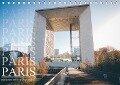 Paris - aus einem anderen Blickwinkel (Tischkalender 2018 DIN A5 quer) - Christian Lindau