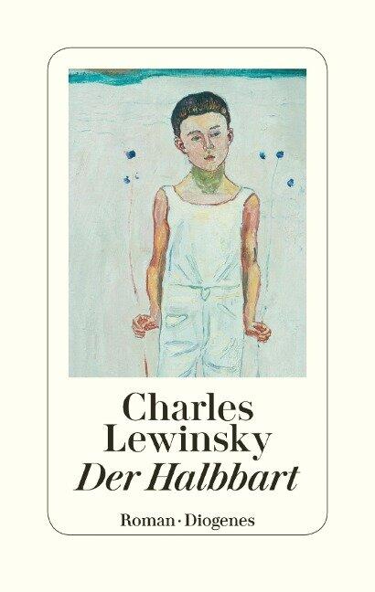 Der Halbbart - Charles Lewinsky