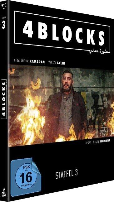 4 Blocks - Die komplette dritte Staffel (2 DVDs) - Kida KhodrGelin Ramadan