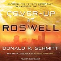 COVER-UP AT ROSWELL M - Donald R. Schmitt