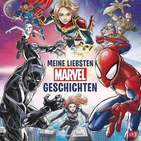 Meine liebsten Marvel-Geschichten -