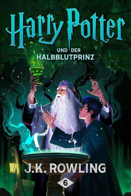 Harry Potter und der Halbblutprinz - J. K. Rowling