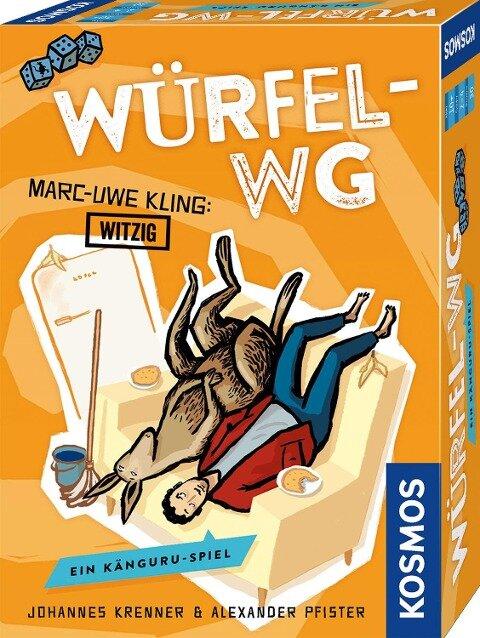 Würfel-WG - Marc-Uwe Kling