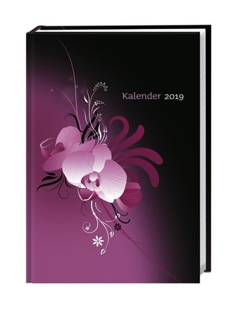Ranke 17-Monats-Kalenderbuch A6 2019 -