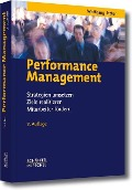 Performance Management - Wolfgang Jetter