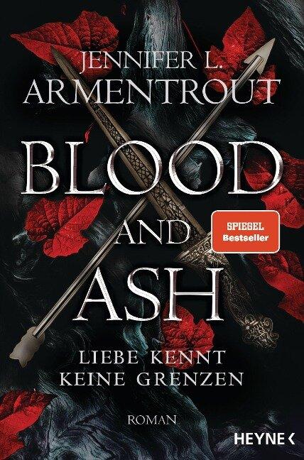 Blood and Ash - Liebe kennt keine Grenzen - Jennifer L. Armentrout
