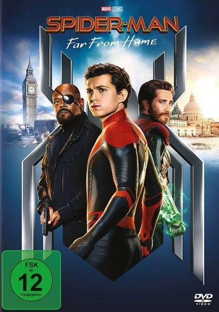 Spider-Man: Far From Home - Steve Ditko, Stan Lee, Chris Mckenna, Erik Sommers, Michael Giacchino