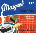 Maigrets Pfeife - Georges Simenon