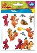 Der kleine Drache Kokosnuss - Tattoos -