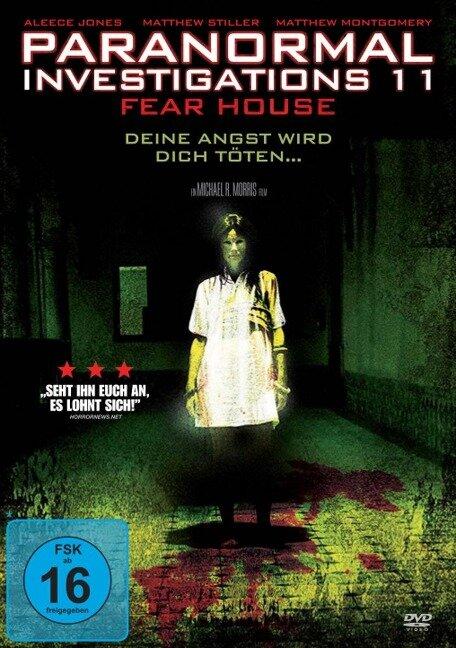 Paranormal Investigation 11 -