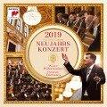 Neujahrskonzert 2019 / New Year's Concert 2019 2CD - Wiener Philharmoniker