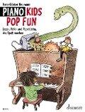 Piano Kids. Die Klavierschule für Kinder mit Spass und Aktion / Piano Kids Pop Fun - Hans G. Heumann