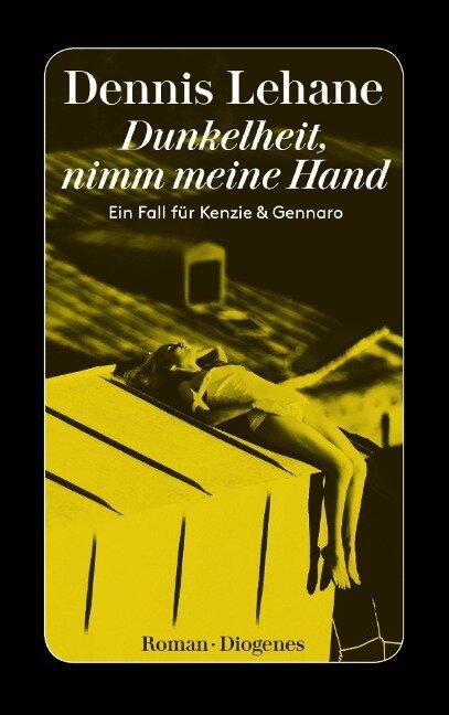 Dunkelheit, nimm meine Hand - Dennis Lehane