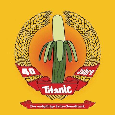40 Jahre Titanic Magazin -
