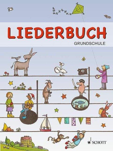 Liederbuch Grundschule -