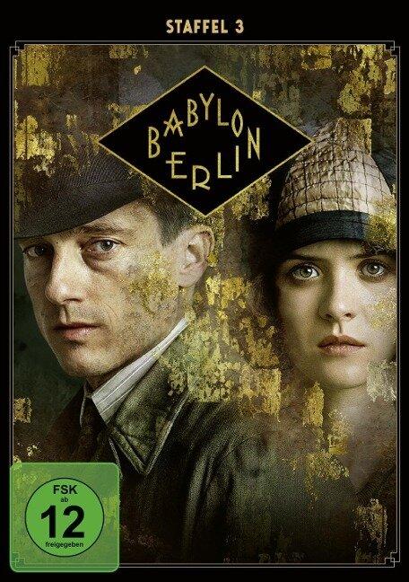 Babylon Berlin - Staffel 3 - Volker Kutscher