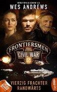 Frontiersmen: Civil War 2 - Wes Andrews, Bernd Perplies