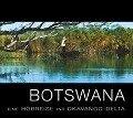 Botswana - Eine Hörreise ins Okavango-Delta - Sabine Kämper