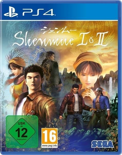 Shenmue I & II (PlayStation PS4) -