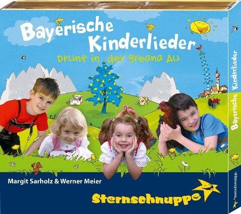 Bayerische Kinderlieder - Margit Sarholz, Werner Meier