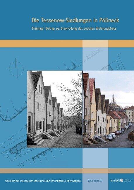 Die Tessenow-Siedlungen in Pößneck - Carsten Liesenberg