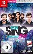 Let's Sing 2019 mit deutschen Hits (Nintendo Switch) -