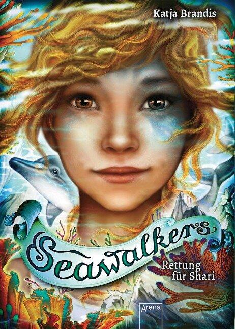 Seawalkers (2). Rettung für Shari - Katja Brandis