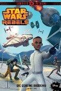 STAR WARS Rebels - Diener des Imperiums IV: Die geheime Akademie - Jason Fry
