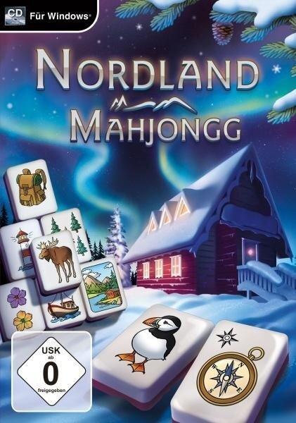 Nordland Mahjongg. Für Windows 7/8/10 -