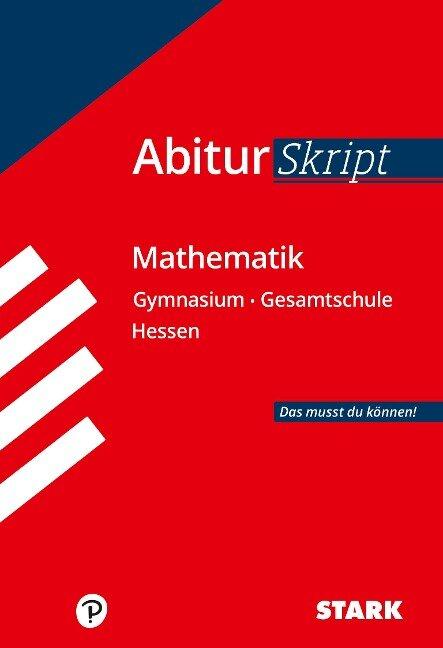 AbiturSkript - Mathematik Hessen - Günther Weber
