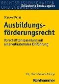 Ausbildungsförderungsrecht - Roland Deres