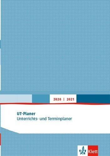 UT-Planer 2020/2021. Unterrichts- und Terminplaner. (Format DIN A4) -