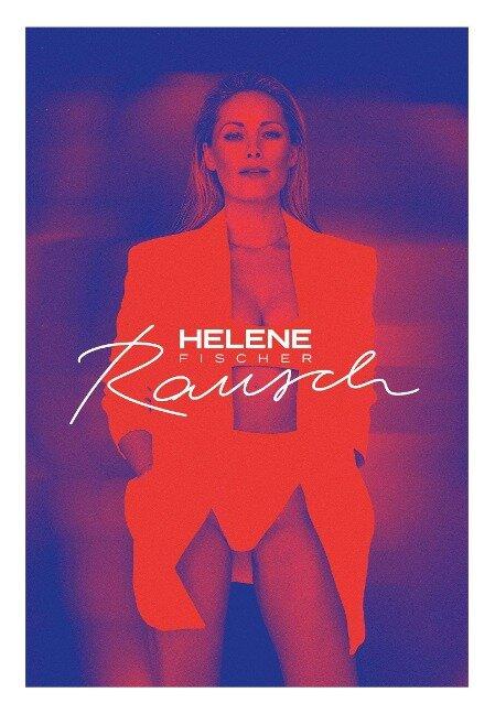 Helene Fischer: Rausch (2 CD Deluxe im Hardcover Book) - Helene Fischer