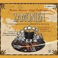 Zamonien - Anja Dollinger, Walter Moers