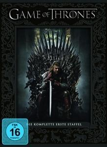Game of Thrones - Die komplette 1. Staffel - George R. R. Martin
