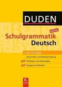 Duden Schulgrammatik extra 5.-10. Schuljahr - Deutsch -