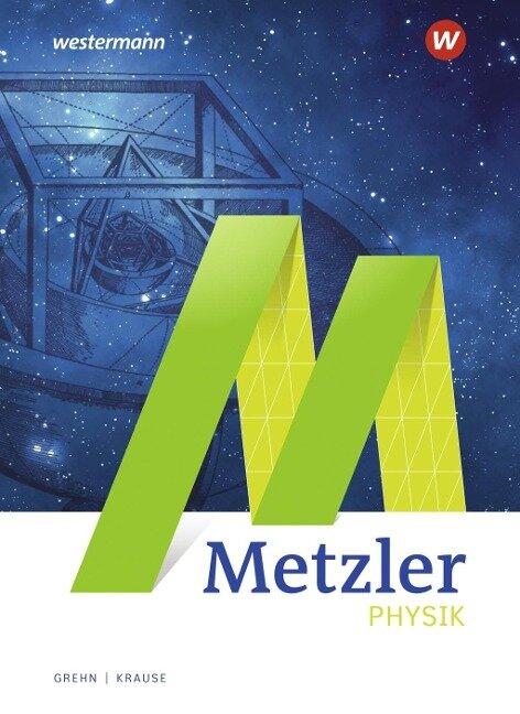 Metzler Physik SII. Schülerband -
