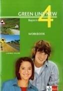 Green Line New 4. Workbook. Bayern -