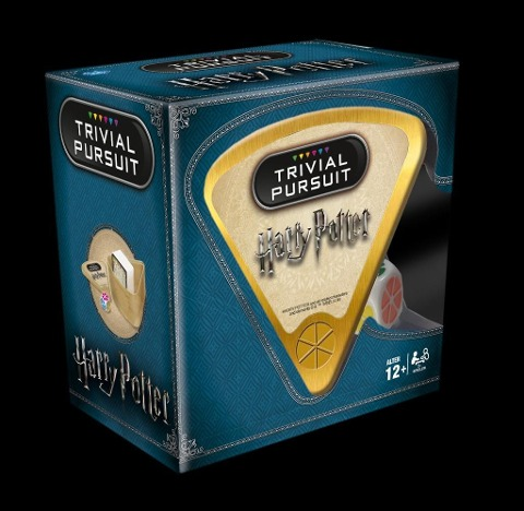 Trivial Pursuit Harry Potter (neues Design) -