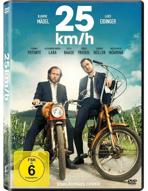 25 km/h - Oliver Ziegenbalg, Andrej Melita